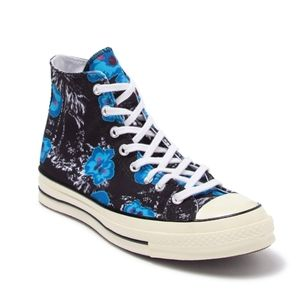 Chuck Taylor All Star 70s Floral High Top Sneaker